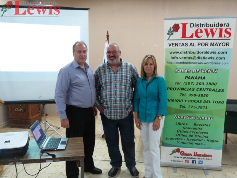 Presentación de El Método ABN a docentes de PanamáOeste