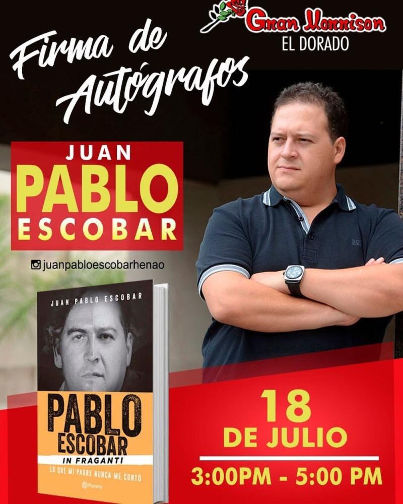 Juan Pablo Escobar Gran Morrison El Dorado - michel_800px