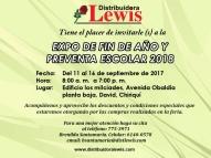 Expo Feria de Fin de Año y preventa Escolar 2018 - Bocas del Toro