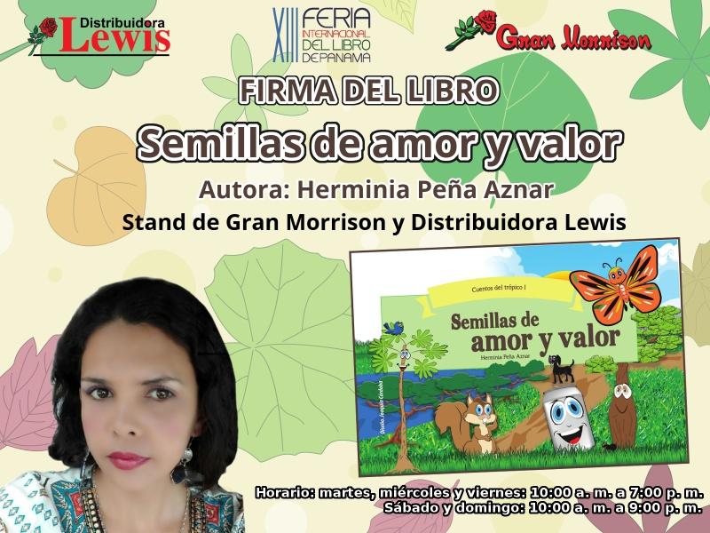 Herminia Peña Aznar con horario_800px