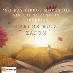 No hay libros modestos sino ignorancias soberbias