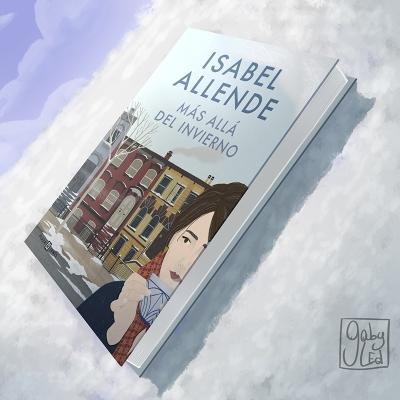 Nos vamos Más allá del Invierno con IsabelAllende